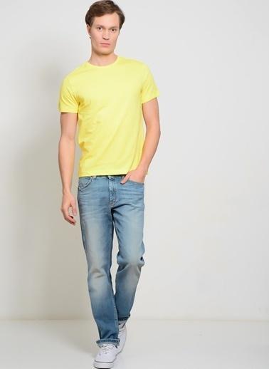 Fresh Company Fresh Company Açık Sarı T-Shirt Sarı